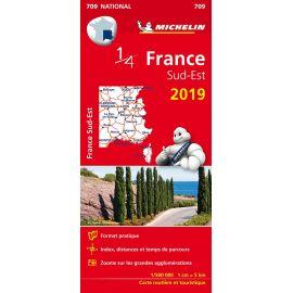 709 1/4 FRANCE SUD-EST 2019