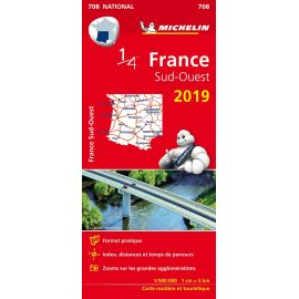 708 1/4 FRANCE SUD-OUEST 2019