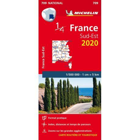 709 1/4 FRANCE SUD-EST 2020