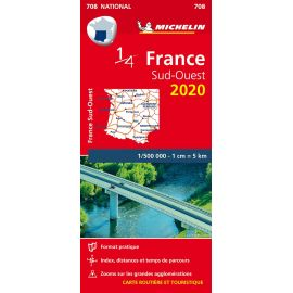 708 1/4 FRANCE SUD-OUEST 2020
