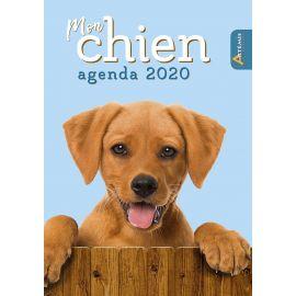 AGENDA DE SAC 2020 MON CHIEN