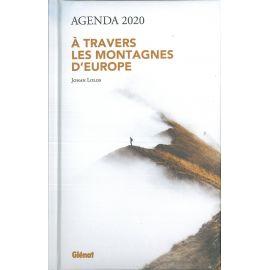 AGENDA 2020 À TRAVERS LES MONTAGNES D'EUROPE