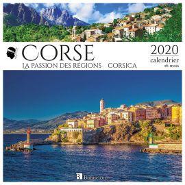 CALENDRIER CORSE 2020