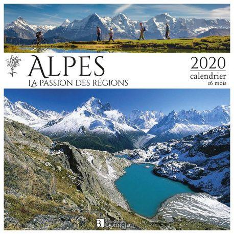 CALENDRIER ALPES 2020