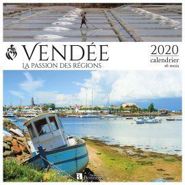CALENDRIER VENDÉE 2020