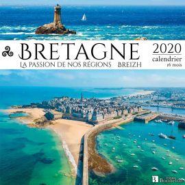 CALENDRIER BRETAGNE 2020