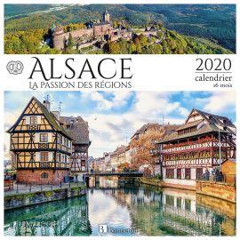 CALENDRIER ALSACE 2020