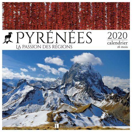 CALENDRIER PYRÉNÉES 2020