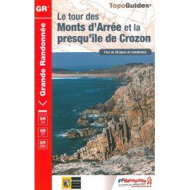 TOUR DES MONTS D'ARREE ET LA PRESQU'ILE DE CROZON