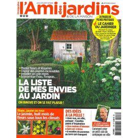 AMI DES JARDINS N°1107 10/19