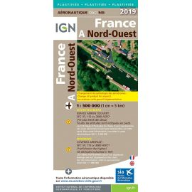 945 - FRANCE NORD OUEST 2019 PLASTIFIEE