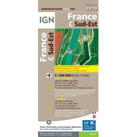 944 - FRANCE SUD EST 2019