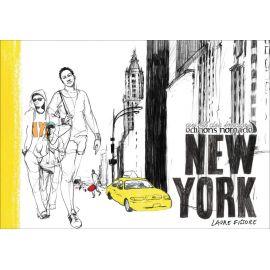 NEW YORK ILLUSTRATIONS SANS TEXTE