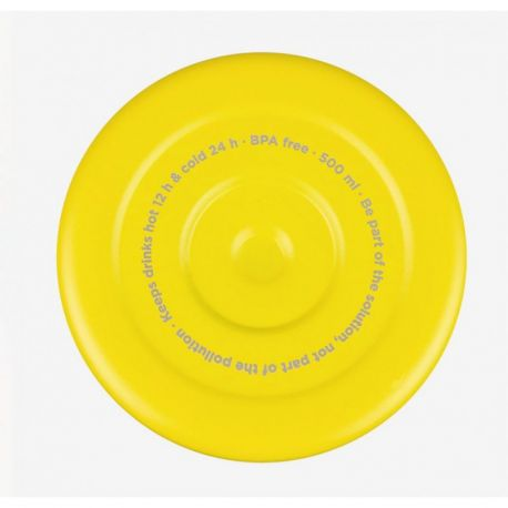 WORLD YELLOW BOUTEILLE ISOTHERME