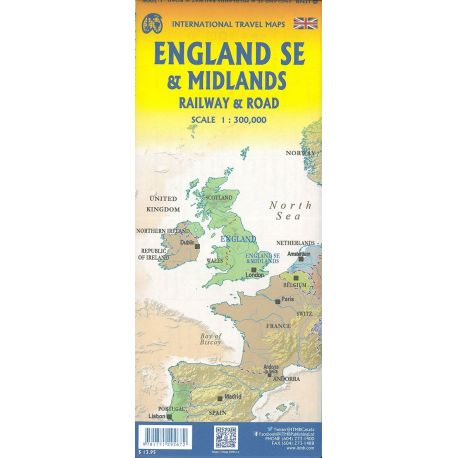 ENGLAND SE & MIDLANDS