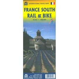 FRANCE SOUTH RAIL & BIKE WATERPROOF