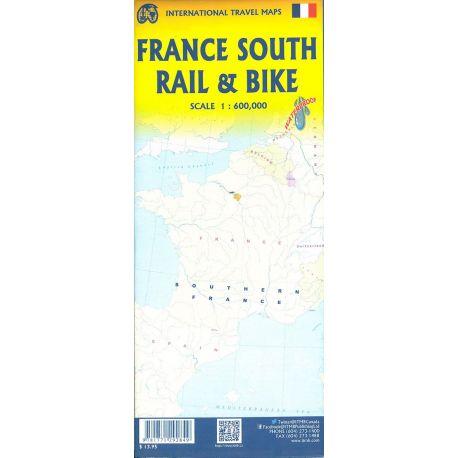 FRANCE SOUTH RAIL & BIKE WATERPROOF