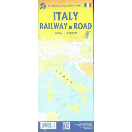 ITALY RAILWAY & ROAD WATERPROOF