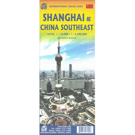 SHANGHAI & CHINA SOUTH EAST