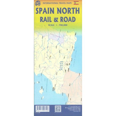 SPAIN NORTH RAIL & ROAD