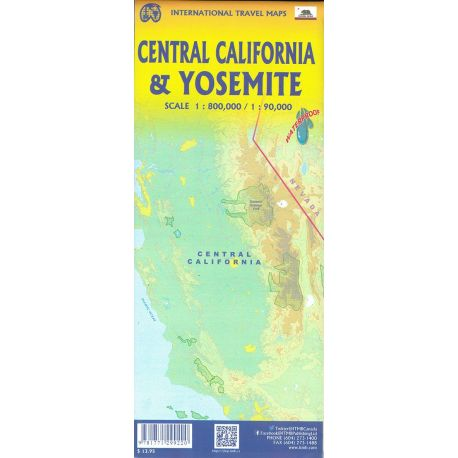 YOSEMITE & CENTRAL CALIFORNIA
