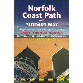 NORFOLK COAST PATH AND PEDDARS WAY