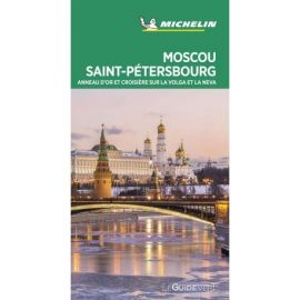 MOSCOU ST PETERSBOURG