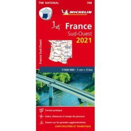 708 1/4 FRANCE SUD-OUEST 2021