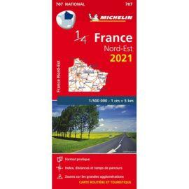 707 1/4 FRANCE NORD-EST 2021