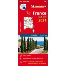 709 1/4 FRANCE SUD-EST 2021