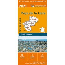 517 PAYS DE LA LOIRE 2021 INDECHIRABLE