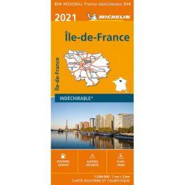 514 ILE DE FRANCE 2021 INDECHIRABLE