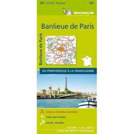 BANLIEUE DE PARIS  PERIPHERIQUE A LA FRANCILIENNE 2021