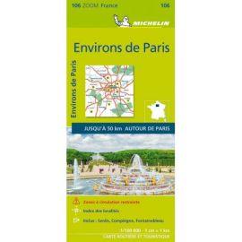 ENVIRONS DE PARIS 2021 JUSQU'À 50KM AUTOUR DE PARIS
