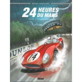 24 HEURES DU MANS - 1958-1960 LA FIN DU REGNE BRITANNIQUE