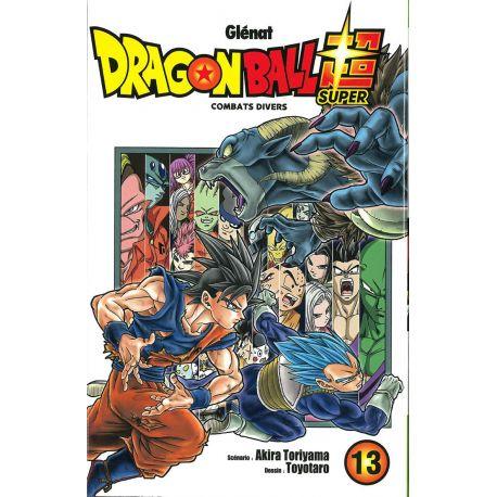 DRAGON BALL SUPER T13