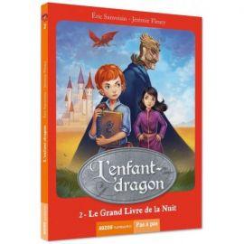 L'ENFANT DRAGON - TOME 2 LE GRAND LIVRE DE LA NUIT