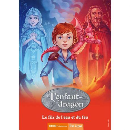 L'ENFANT DRAGON - TOME 3 LE FILS DE L'EAU ET DU FEU