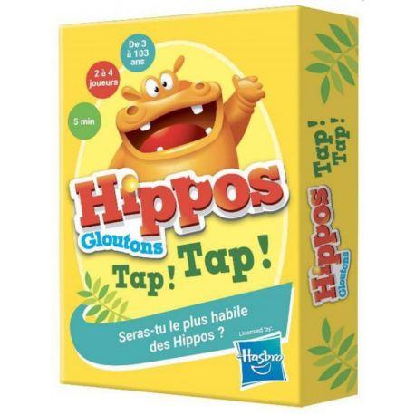 HIPPOS GLOUTONS - MON JEU DE CARTES
