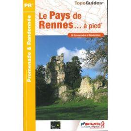 LE PAYS DE RENNES P352 A PIED