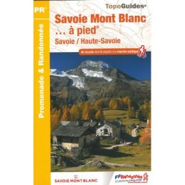 LA SAVOIE MONT-BLANC D743 A PIED