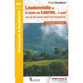 LA VALLEE DE LOURON ST06 A PIED