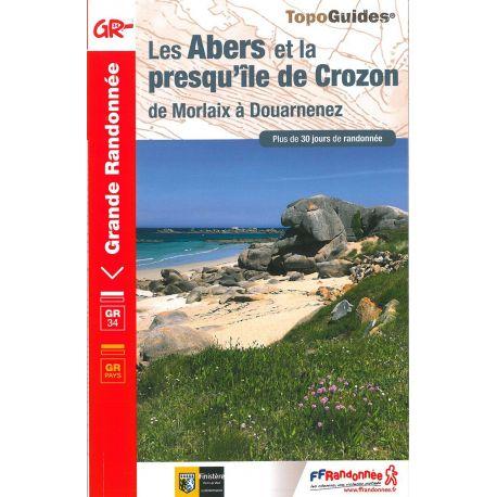 LES ABERS ET PRESQU'ILE DE CROZON 0347 - DE MORLAIX A DOUARNENEZ