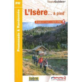 L'ISERE D038 A PIED
