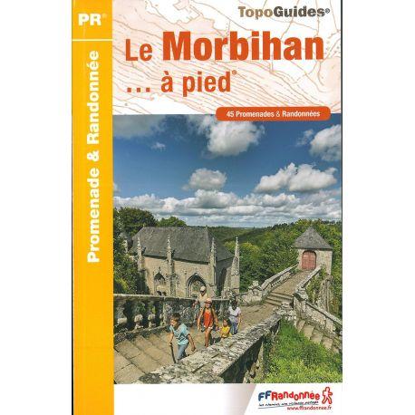 LE MORBIHAN D056 A PIED