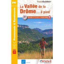 LA VALLEE DE LA DROME P263 A PIED