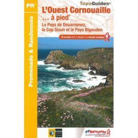 P294 L'OUEST CORNOUAILLE PAYS DOUARNENEZ CAP SIZUN