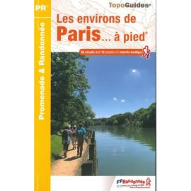 LES ENVIRONS DE PARIS RE01 A PIED