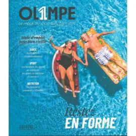 OL1MPE - RESTEZ EN FORME MODE D EMPLOI POUR BIEN VIEILLIR