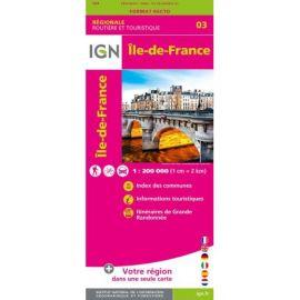 NR03 ILE DE FRANCE